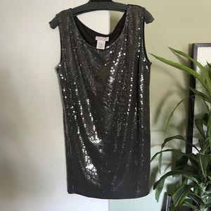 LaRok size small sexy sequin dress, size small